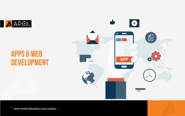 apps and web development