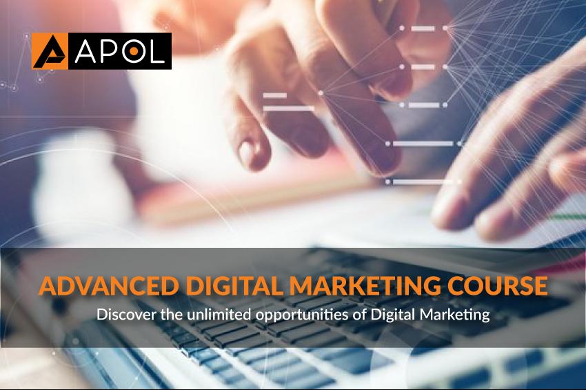 Advanced Digital Marketing